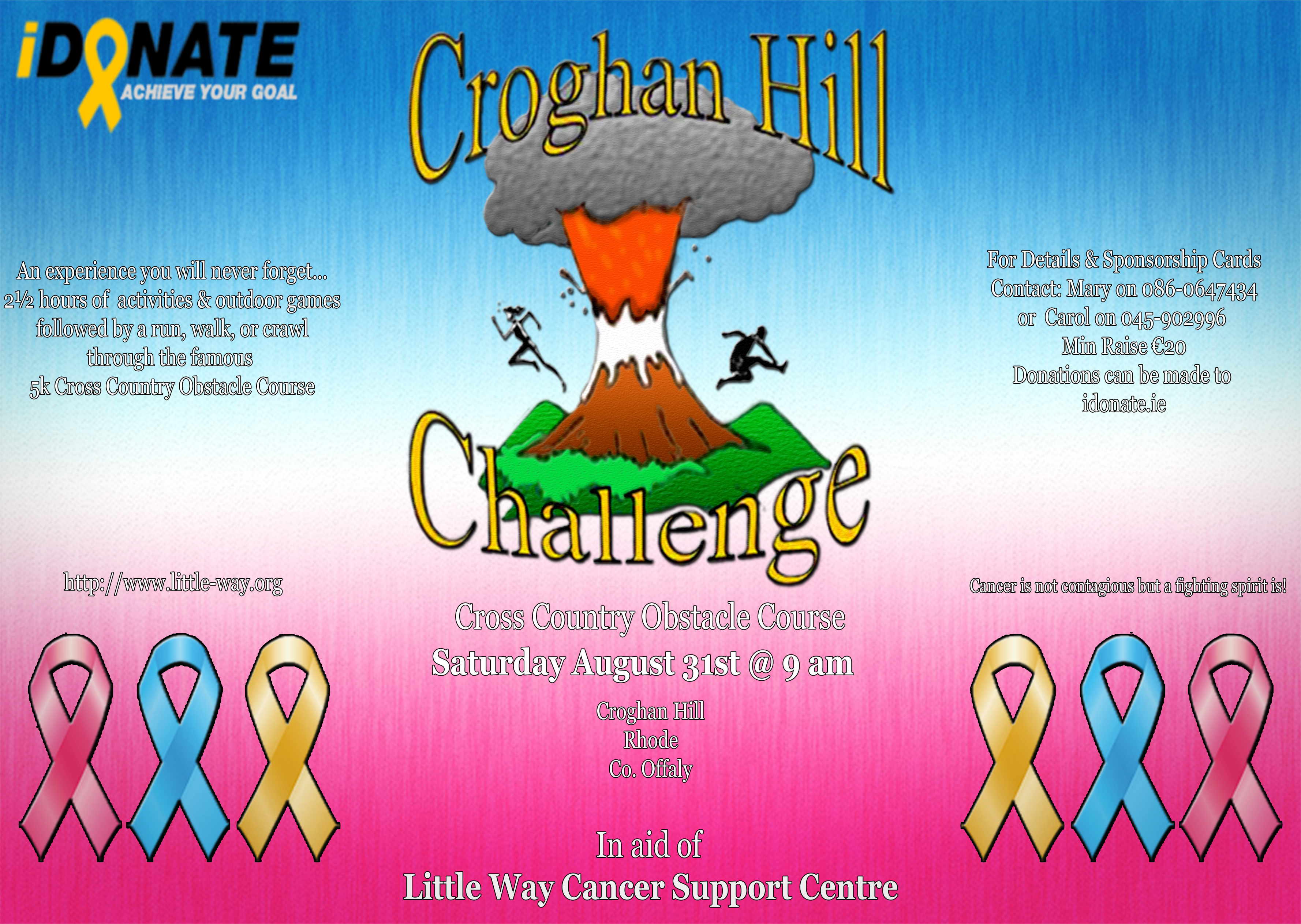 Croghan Hill Challenge 2013